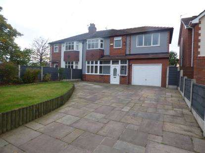 4 Bedrooms Semi Detached House for sale in Stanley Mount, Sale, Trafford, Greater Manchester