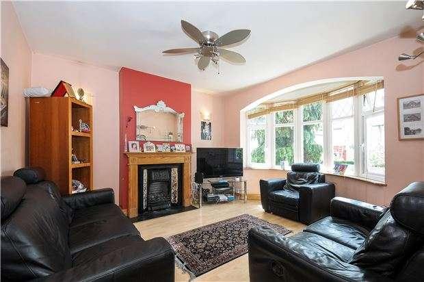 3 Bedrooms Semi Detached House for sale in Ellison Road, LONDON, SW16