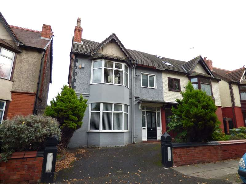 3 Bedrooms Semi Detached House for sale in Bankfield Road, Liverpool, Merseyside, L13