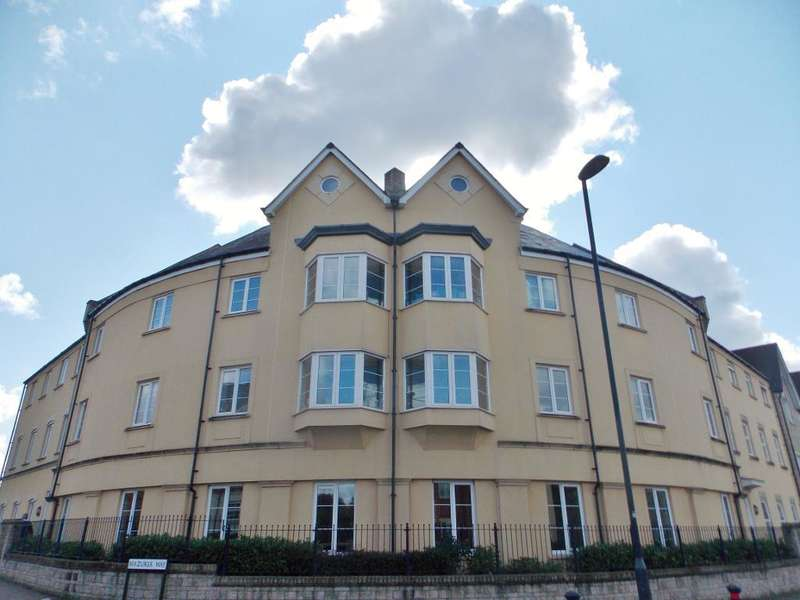 2 Bedrooms Apartment Flat for sale in Mazurek Way, Haydon End, Swindon, Wilts, SN25 1TS