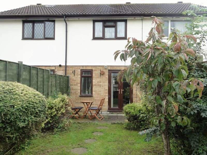 2 Bedrooms Terraced House for sale in Borgie Place, North Worle