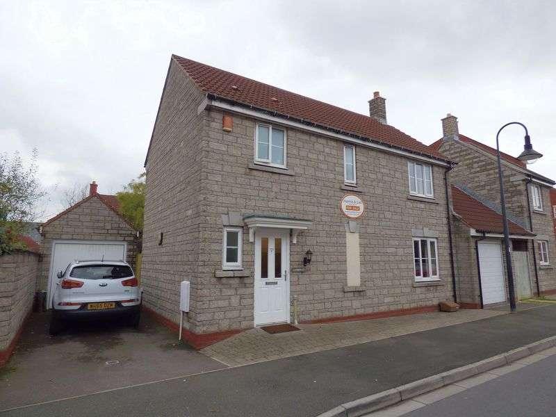 3 Bedrooms Detached House for sale in Longridge Way, Weston Village,Weston-Super-Mare