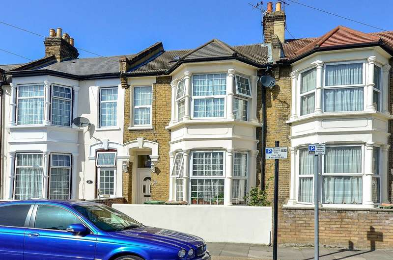 4 Bedrooms Terraced House for sale in Glenparke Road, Forest Gate, E7