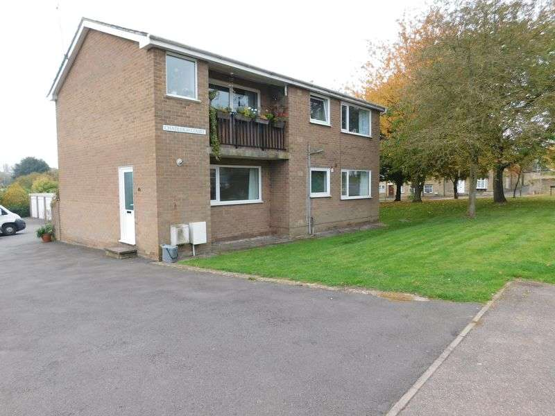 2 Bedrooms Flat for sale in Churchill Way, Brackley