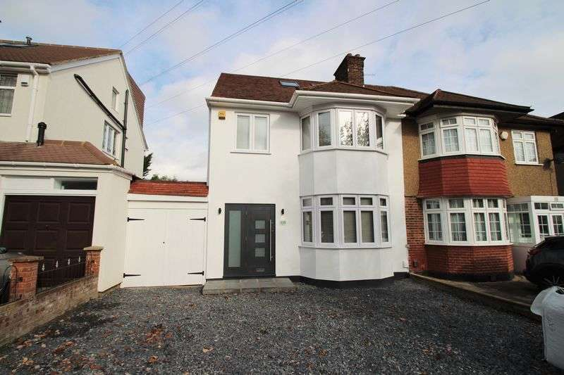 5 Bedrooms Semi Detached House for sale in Northumberland Road, North Harrow