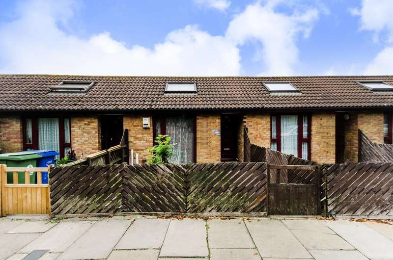 1 Bedroom Maisonette Flat for sale in Linden Grove, Peckham, SE15
