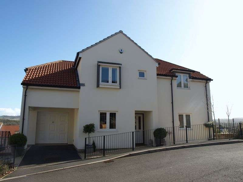 4 Bedrooms Detached House for sale in Tydings Close, Long Ashton