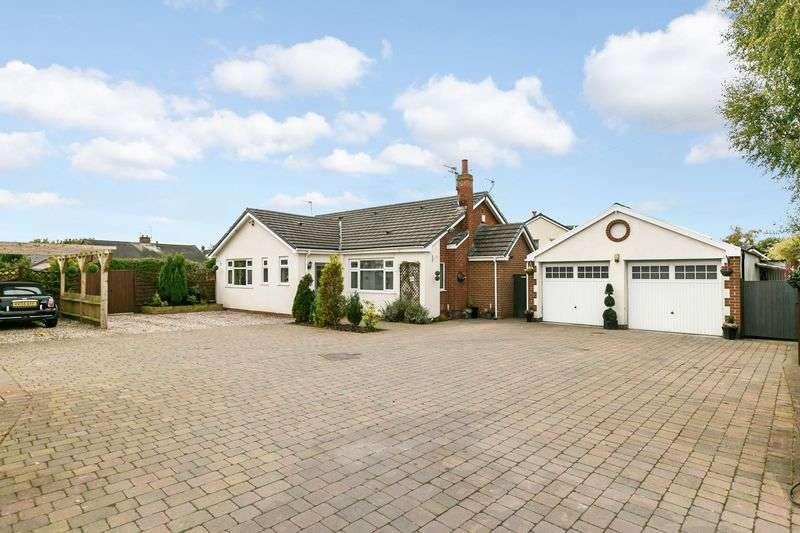 4 Bedrooms Detached Bungalow for sale in Avondale, Towngate, Eccleston, PR7 5QS
