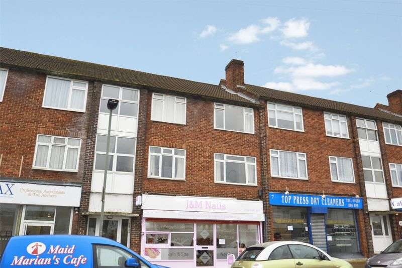 2 Bedrooms Flat for sale in Stanley Way, Orpington