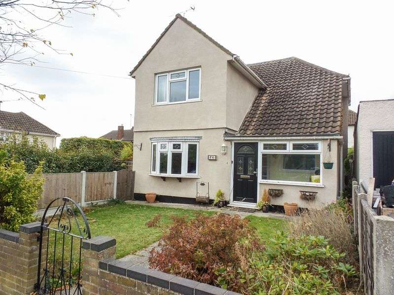 3 Bedrooms Detached House for sale in Woodlands Avenue, Rayleigh