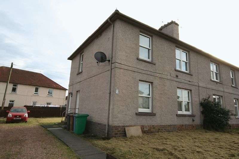 1 Bedroom Flat for sale in White Avenue, Leven