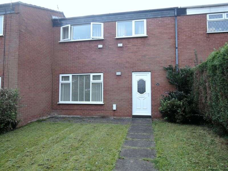 3 Bedrooms Terraced House for sale in Hall Meadow, Cheadle Hulme