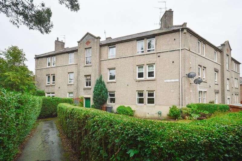 2 Bedrooms Flat for sale in 100/2 Warriston Road, Warriston, Edinburgh, EH7 4HP