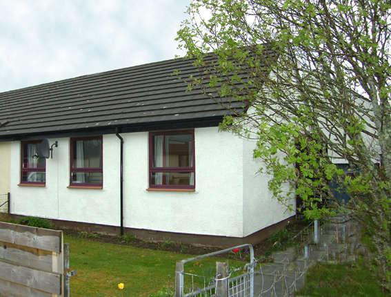 1 Bedroom Semi Detached House for sale in Bynack Place, Nethybridge, PH25 3DZ