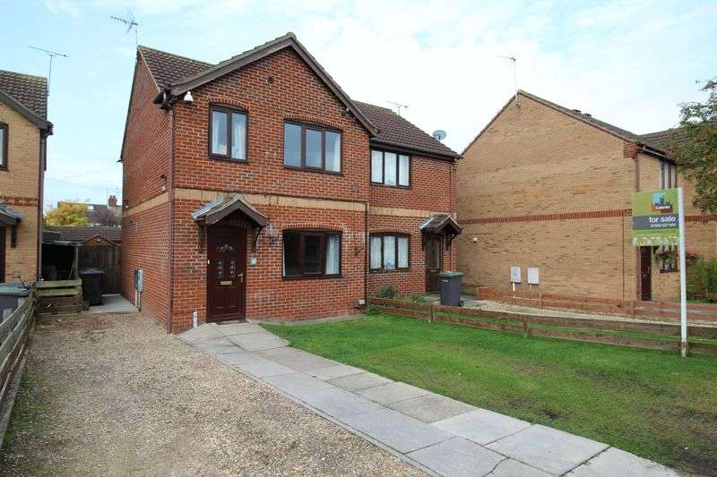 3 Bedrooms Semi Detached House for sale in Mulberry Close, Waddington, Lincoln