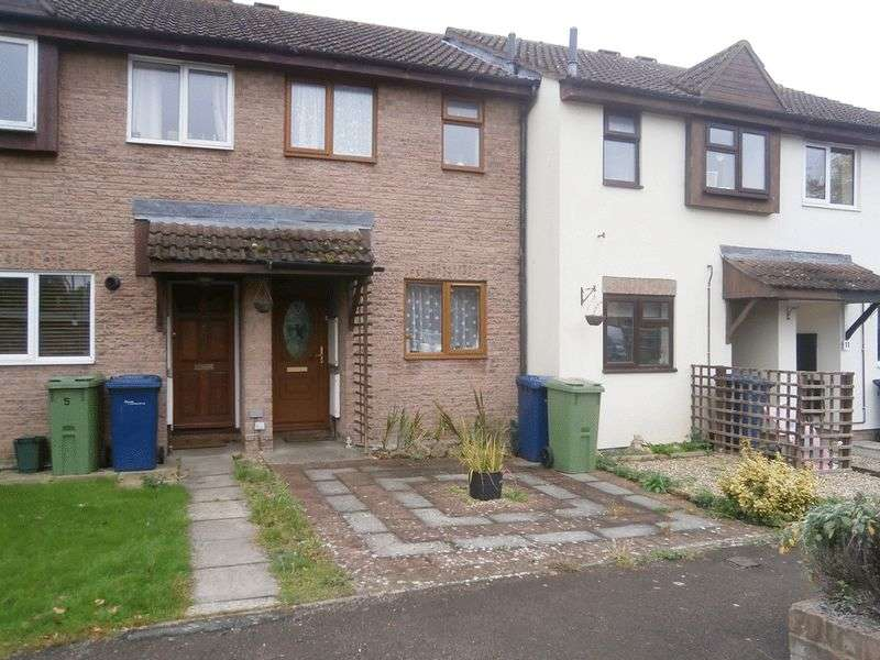 2 Bedrooms Terraced House for sale in Fitzhamon Park, Ashchurch, GL20 8JL