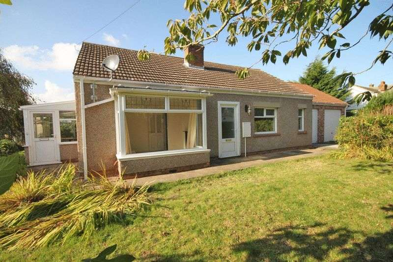 3 Bedrooms Detached Bungalow for sale in JUBILEE ROAD, NORTH SOMERCOTES