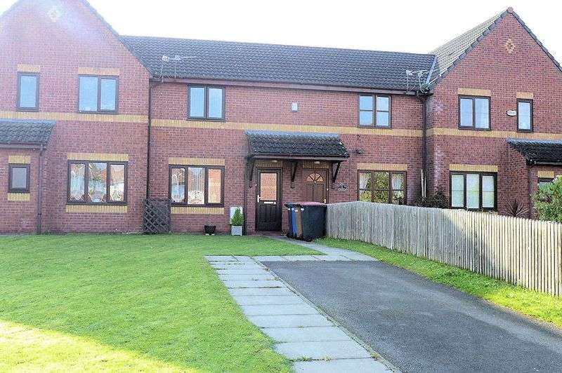 2 Bedrooms Terraced House for sale in Benedict Close, Salford