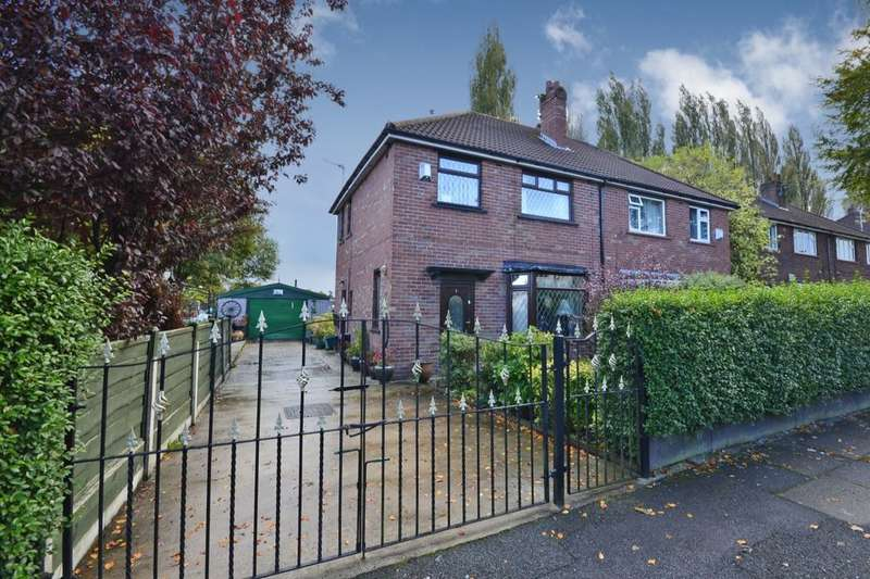 3 Bedrooms Semi Detached House for sale in Brian Road, Farnworth, Bolton, BL4