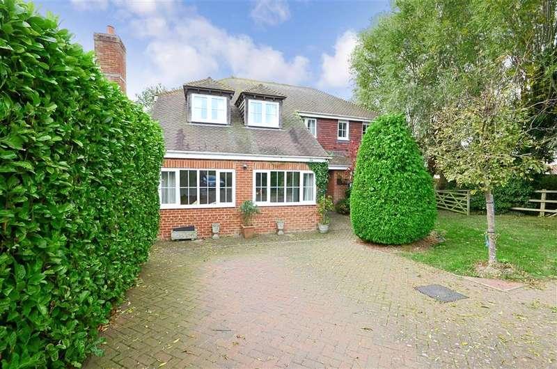 4 Bedrooms Detached House for sale in Newchurch, Romney Marsh, Kent