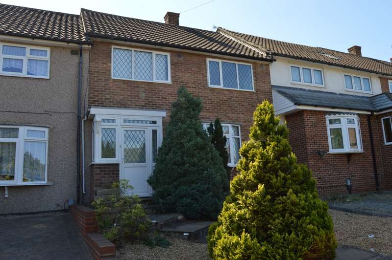 3 Bedrooms Terraced House for sale in Oakley Drive, Romford
