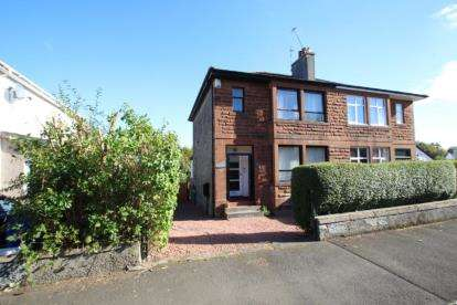 3 Bedrooms Semi Detached House for sale in Poplar Avenue, Bishopton
