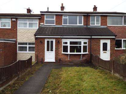 3 Bedrooms Terraced House for sale in Philips Avenue, Farnworth, Bolton, Greater Manchester, BL4