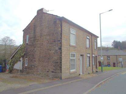 2 Bedrooms Semi Detached House for sale in Market Street, Shawforth, Rochdale, Lancashire, OL12