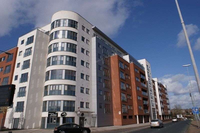 2 Bedrooms Flat for sale in Leeds Street, Liverpool City Centre, L3