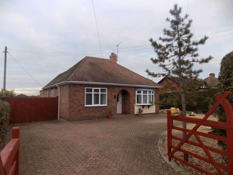 3 Bedrooms Detached Bungalow for sale in Grovewood Road, Misterton