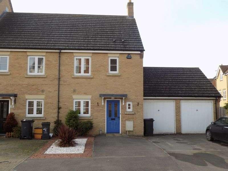 3 Bedrooms House for sale in Truscott Avenue, Swindon