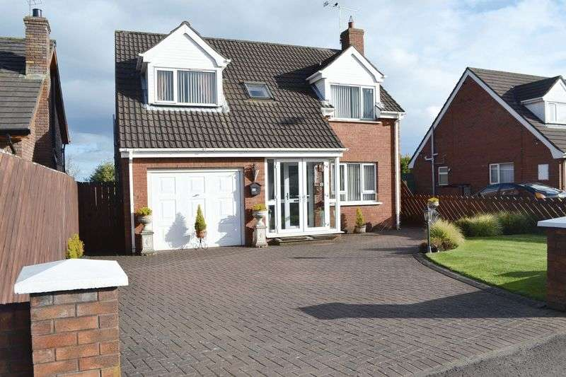 3 Bedrooms Detached Bungalow for sale in Larne Road, Carrickfergus