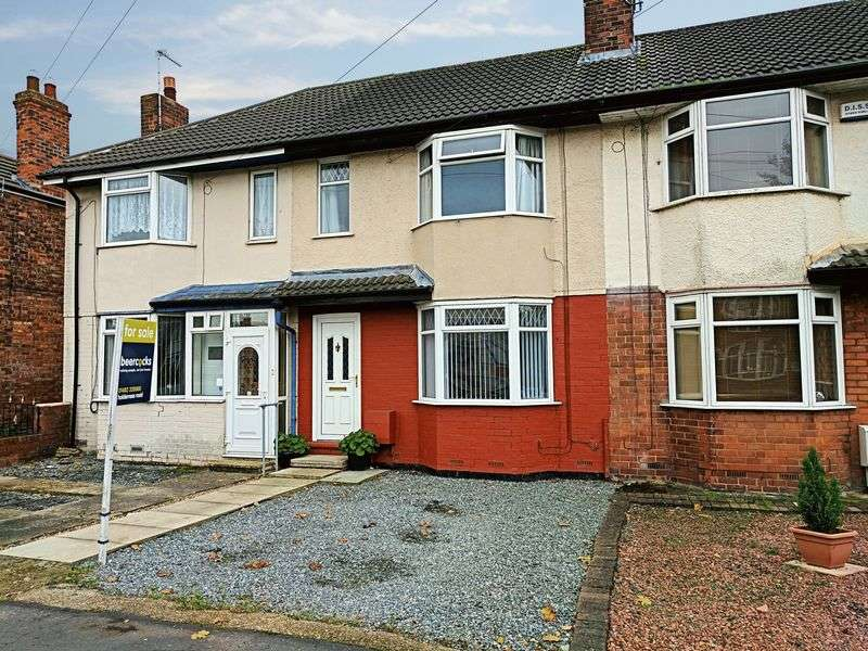 2 Bedrooms Terraced House for sale in James Reckitt Avenue, Hull