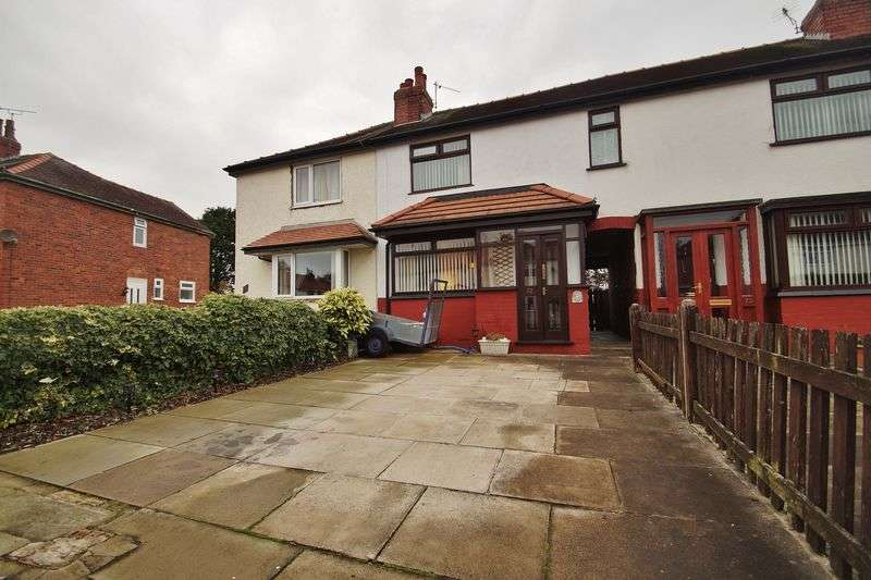 3 Bedrooms Terraced House for sale in Ribble Avenue, Crossens