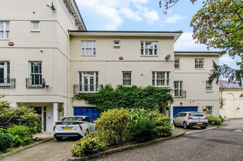 3 Bedrooms Mews House for sale in Henry Tate Mews, Streatham, SW16