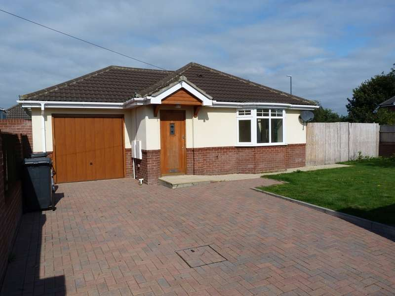 2 Bedrooms Detached Bungalow for sale in 2A Iford Gardens