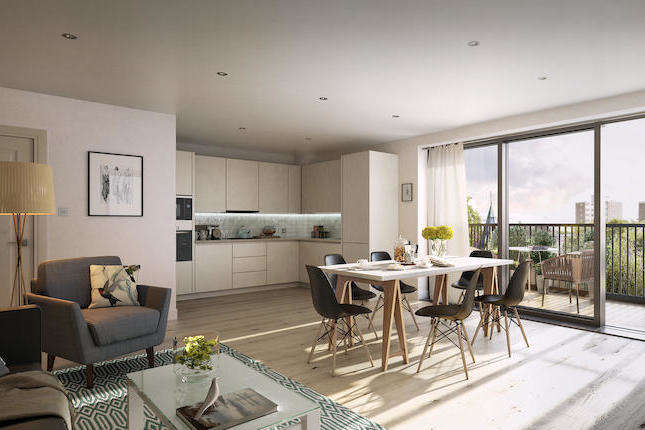 1 Bedroom Flat for sale in Cambium, Victoria Drive, Southfields