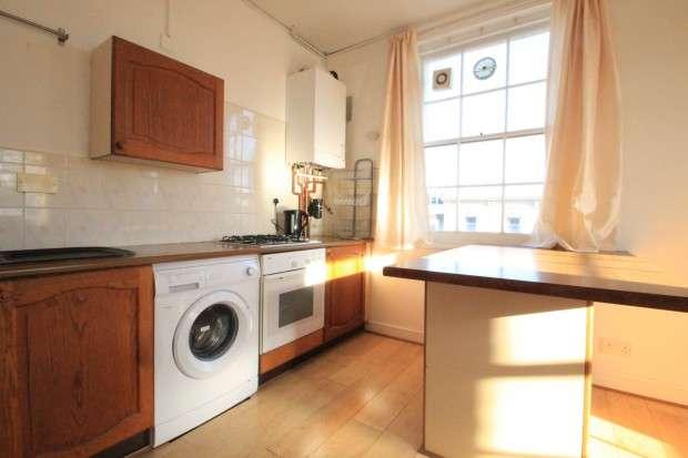 1 Bedroom Flat for sale in Caledonian Road, Islington, N1