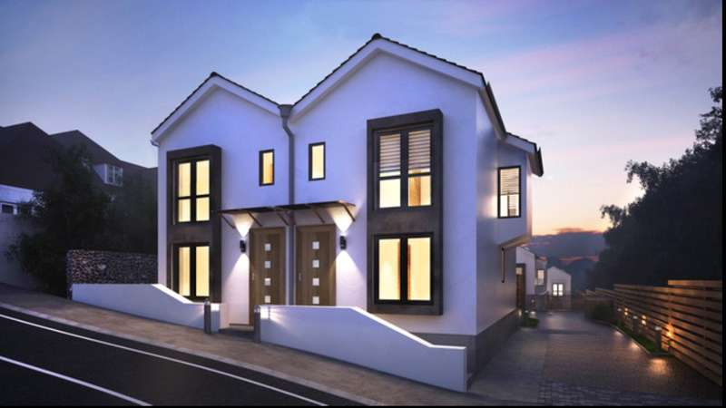 3 Bedrooms Semi Detached House for sale in St. Andrews Close, St. Andrews Road,, Brighton, East Sussex, BN1