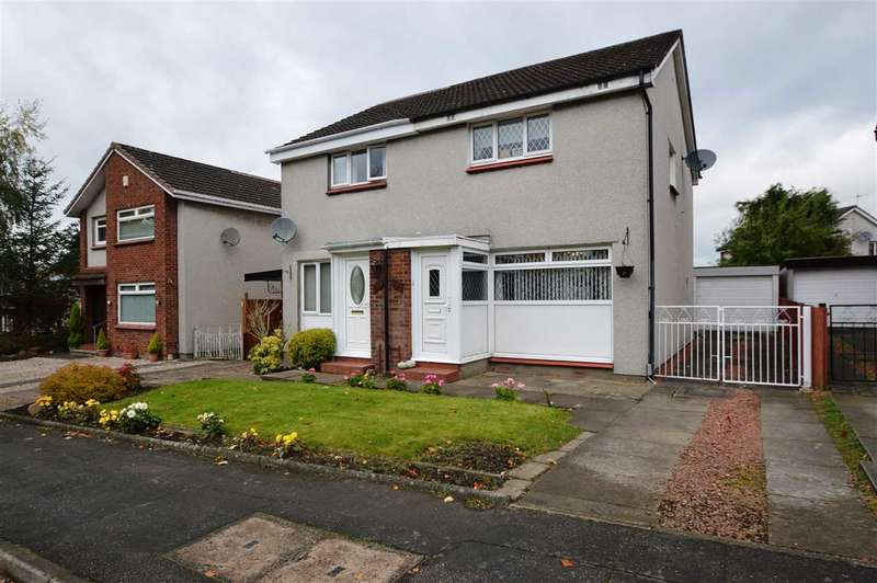 2 Bedrooms Semi Detached House for sale in Ladywell Road, Motherwell