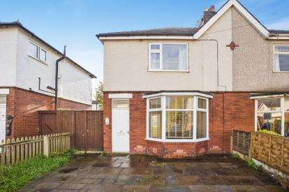 3 Bedrooms Semi Detached House for sale in Mornington Road, Lytham St. Annes, Lancashire, England, FY8