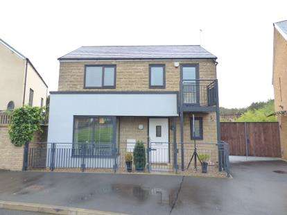2 Bedrooms Detached House for sale in Fielden Street, Burnley, Lancashire