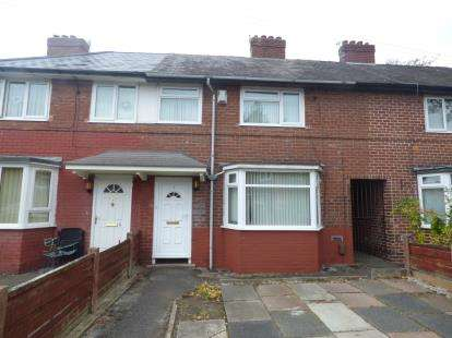 3 Bedrooms Terraced House for sale in Baxter Gardens, Wythenshawe, Manchester, Greater Manchester