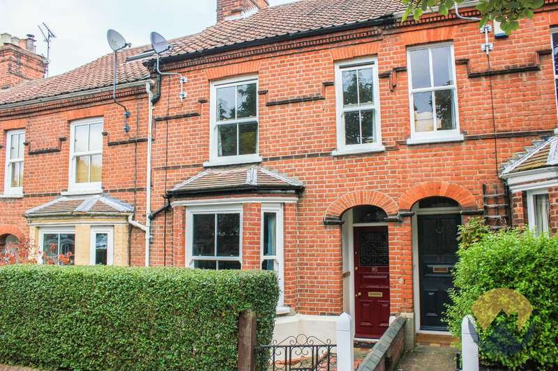 2 Bedrooms Terraced House for sale in College Road, Norwich, NR2