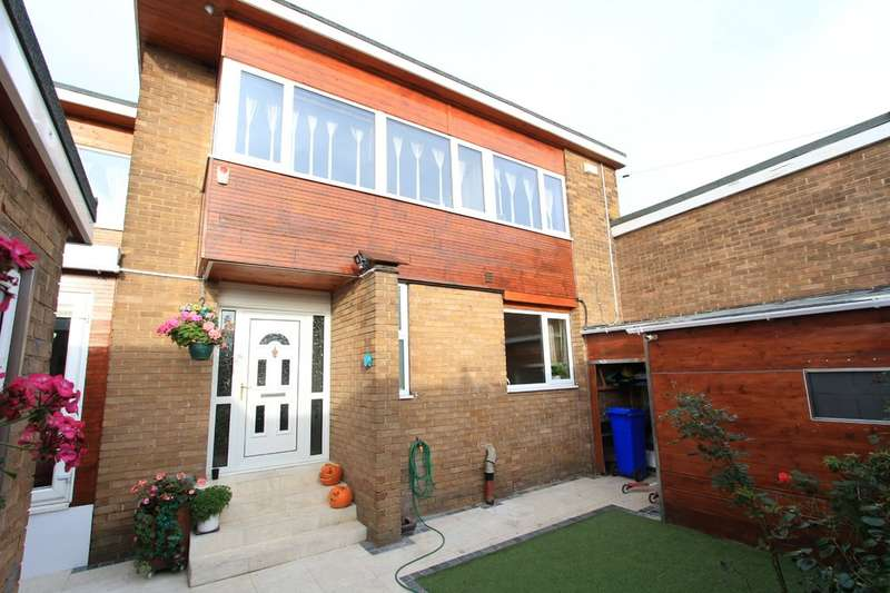 3 Bedrooms Semi Detached House for sale in Spotswood Mount, Gleadless Valley