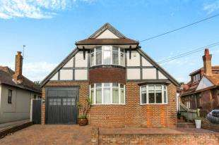 4 Bedrooms Detached House for sale in Saltdean Drive, Saltdean, Brighton, East Sussex