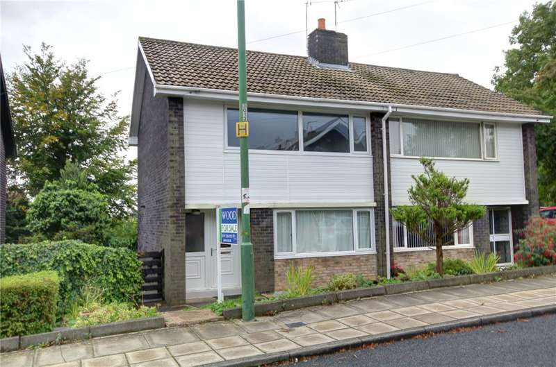 2 Bedrooms Semi Detached House for sale in Bek Road, Newton Hall, Durham, DH1