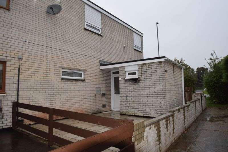 3 Bedrooms Semi Detached House for sale in Hayswayn, Fairwater, Cwmbran