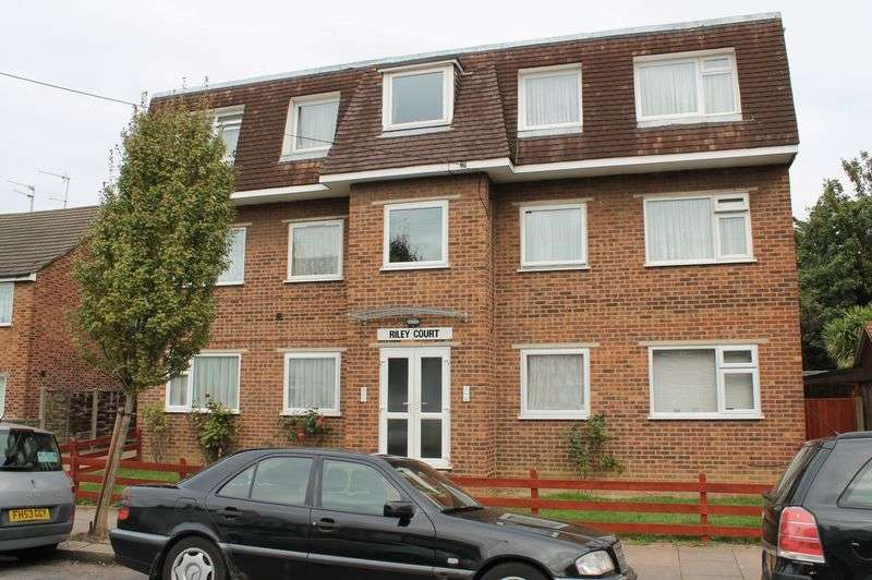2 Bedrooms Flat for sale in Riley Road, Enfield