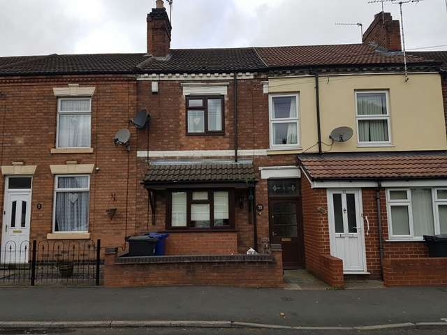 2 Bedrooms Terraced House for sale in 2 Bedrooms Mid-Terraced House For Sale,Grange Street, Burton